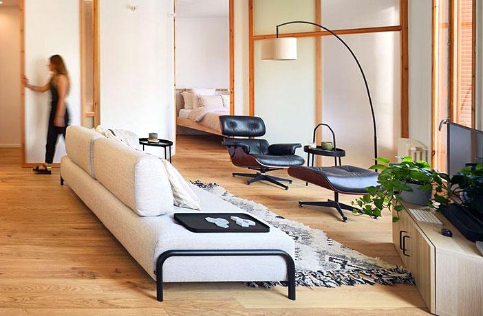 A&A Apartment by LoCa Studio