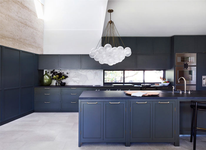 mid century modern kitchen design elements 1