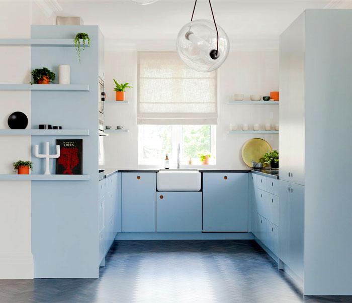 mid century modern kitchen design elements 2