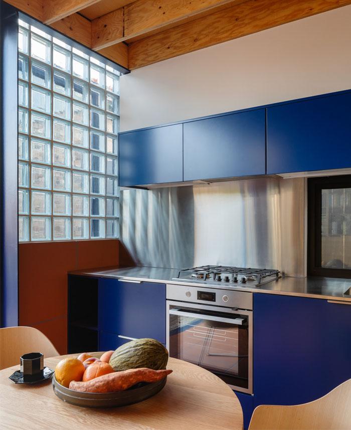 65 Blue Kitchen Cabinet Ideas For Your Decorating Inspiration Interiorzine