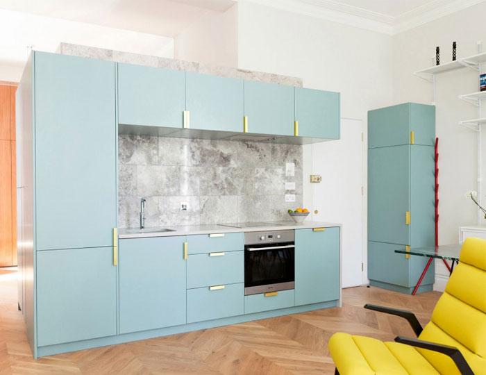 modern marble kitchen design 2