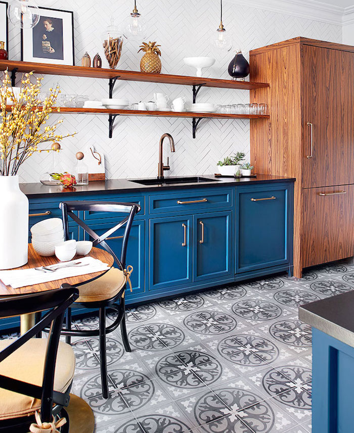retro kitchen ideas 2