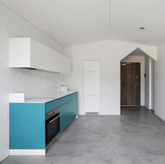 small kitchen zone 5