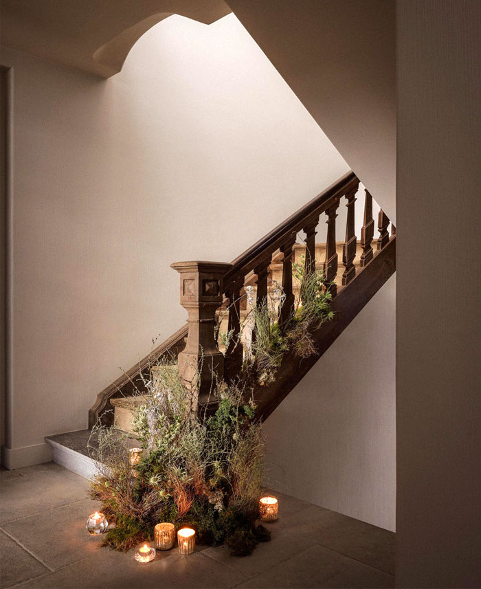 HM home christmas beautiful modern rustic decorations 4