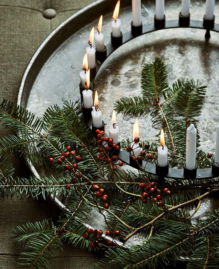 beautiful christmas vintage decor 3