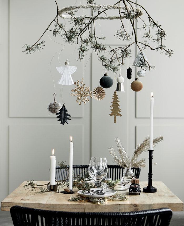 christmas modern rustic decorations 11