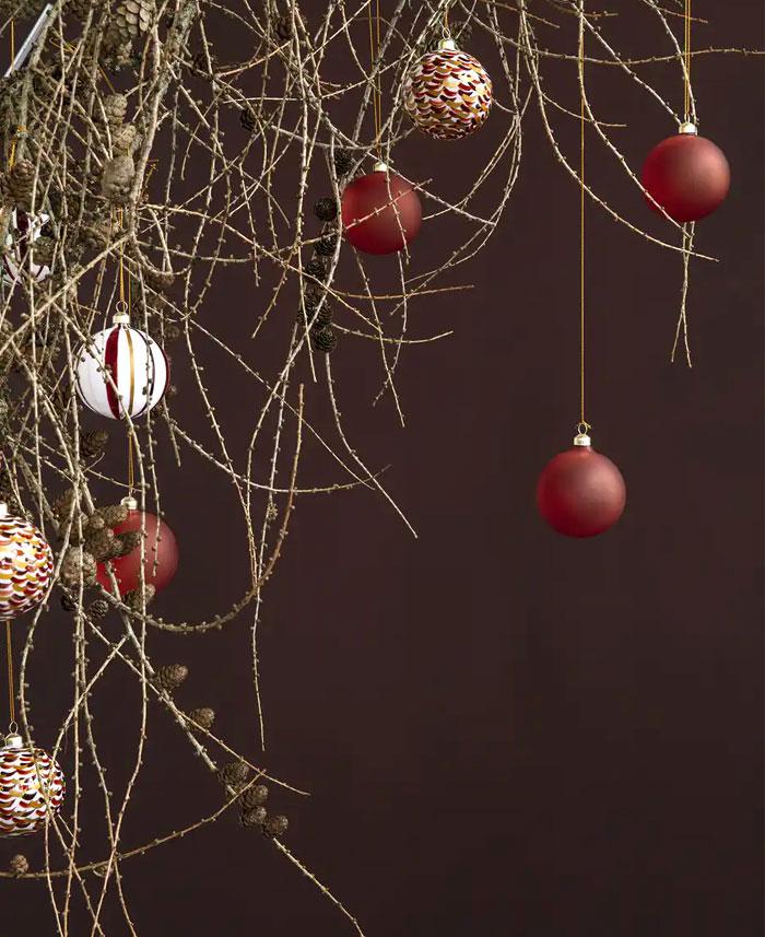 christmas modern rustic decorations 4