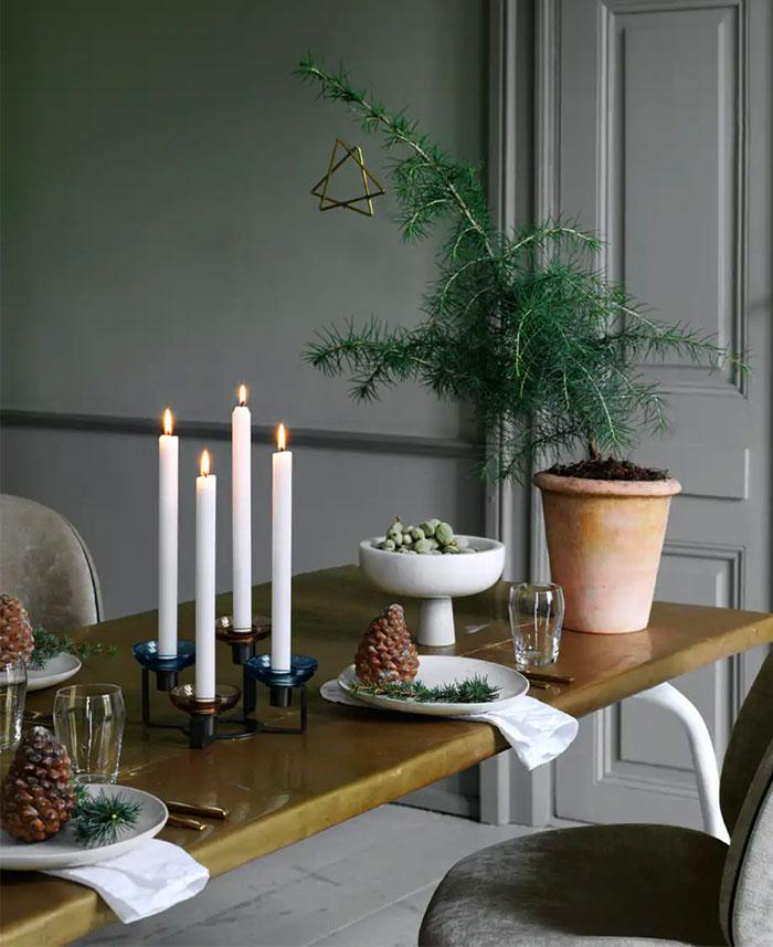 christmas modern rustic decorations 5