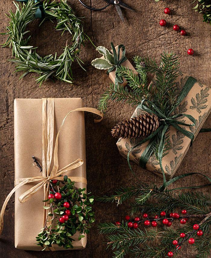 green eco friendly Christmas 2