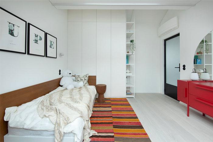 two level apartment vilnius 18