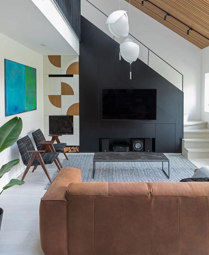 two level apartment vilnius 2