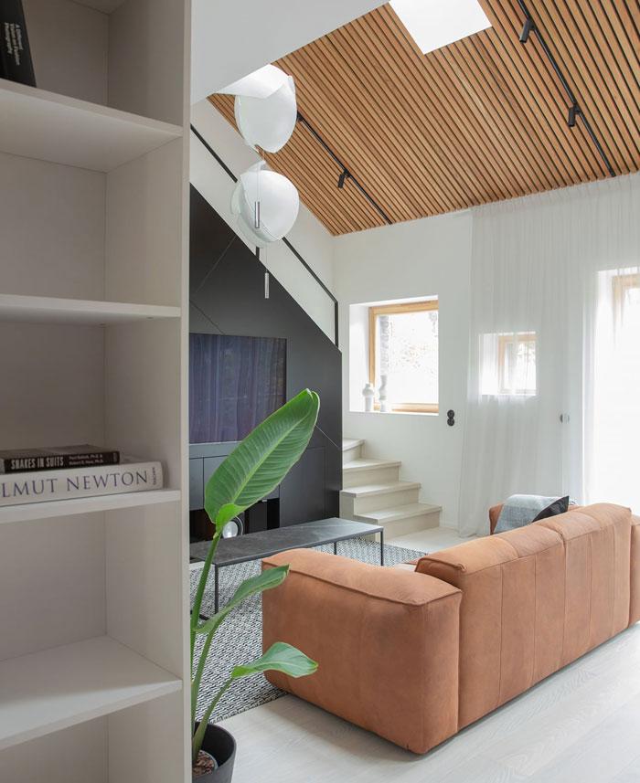 two level apartment vilnius 7