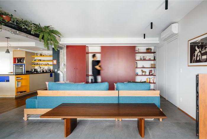 apartment brazil alvorada arquitetos 3