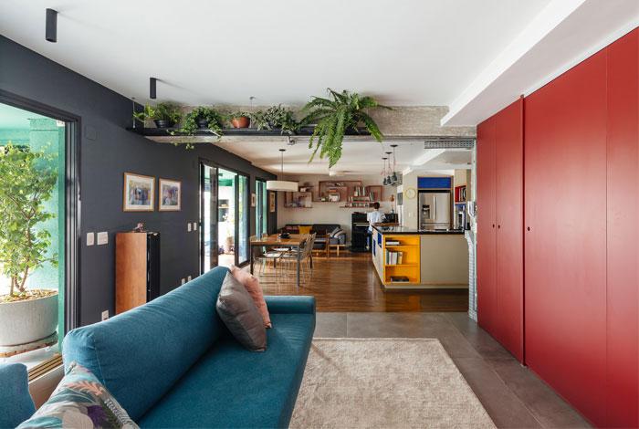 apartment brazil alvorada arquitetos 5