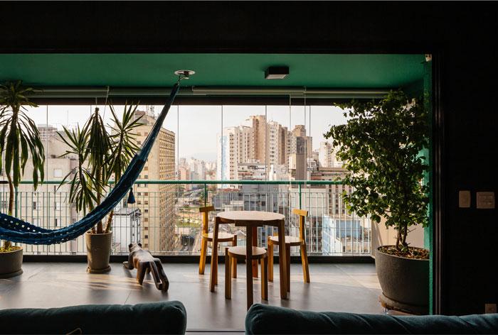 apartment brazil alvorada arquitetos 6