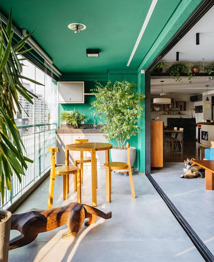 apartment brazil alvorada arquitetos 7