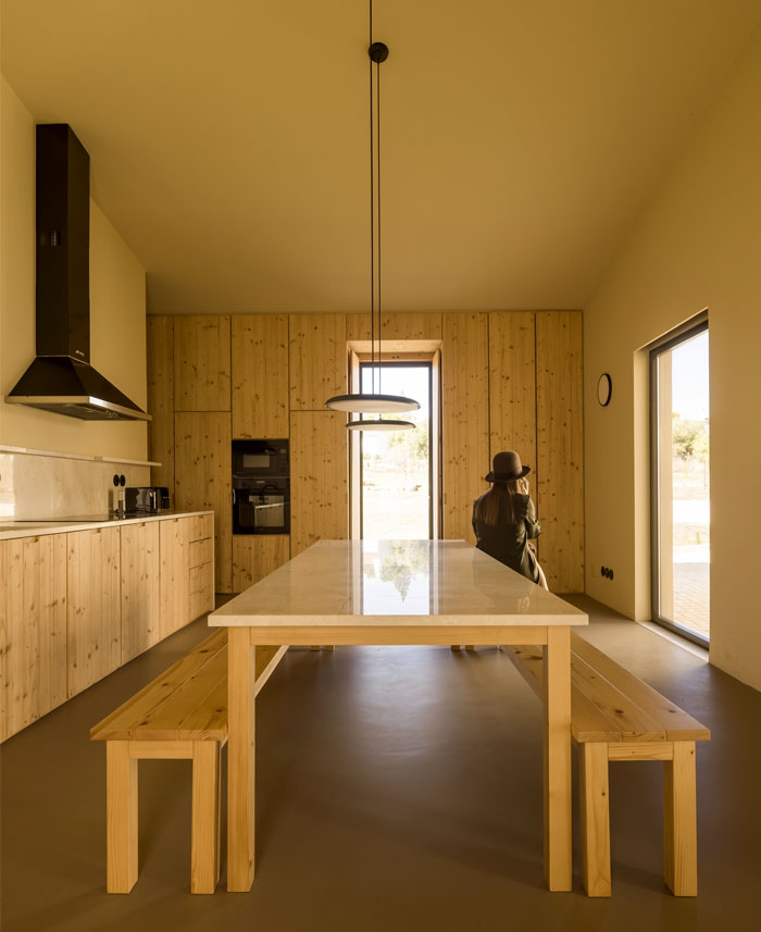 house in alentejo bica arquitectos 13
