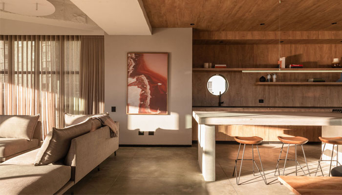 luxury penthouse apartment colombia 11