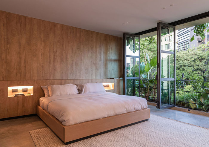 luxury penthouse apartment colombia 14
