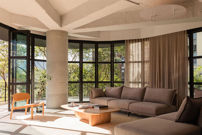 luxury penthouse apartment colombia 3