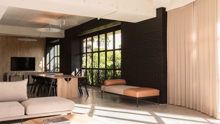 luxury penthouse apartment colombia 4