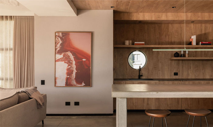 luxury penthouse apartment colombia 7