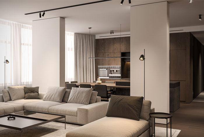 bezmirno graphite apartment 1