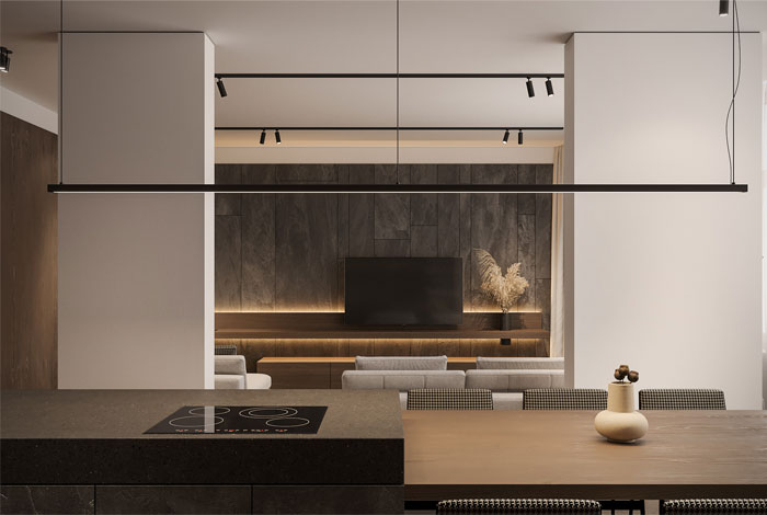 bezmirno graphite apartment 6