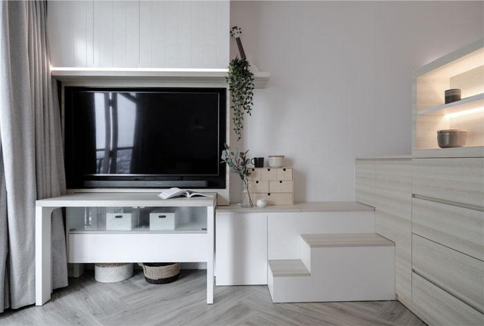 compact living apartment jakarta 1