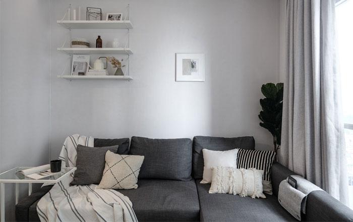 compact living apartment jakarta 5