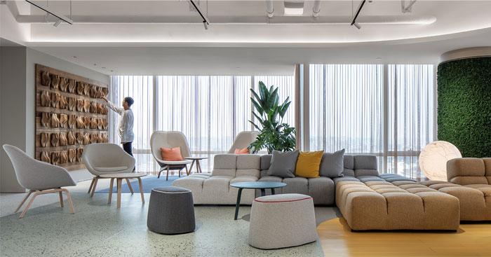 ecco xian office hong designworks 1