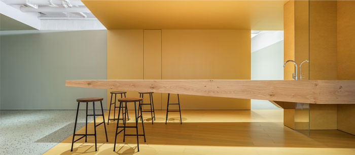 ecco xian office hong designworks 2