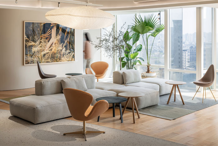 ecco xian office hong designworks 21