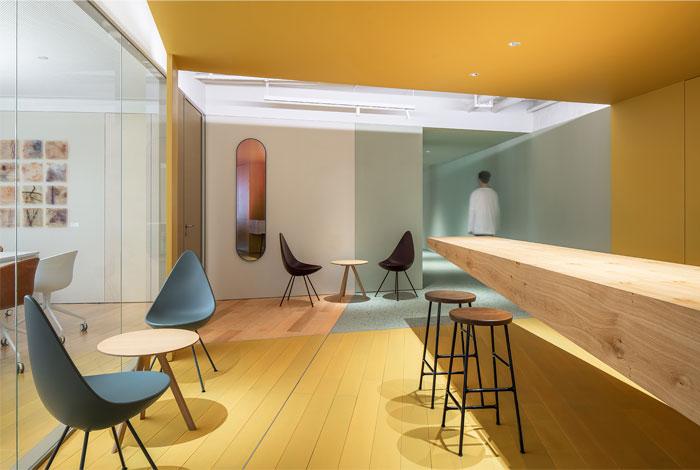 ecco xian office hong designworks 3
