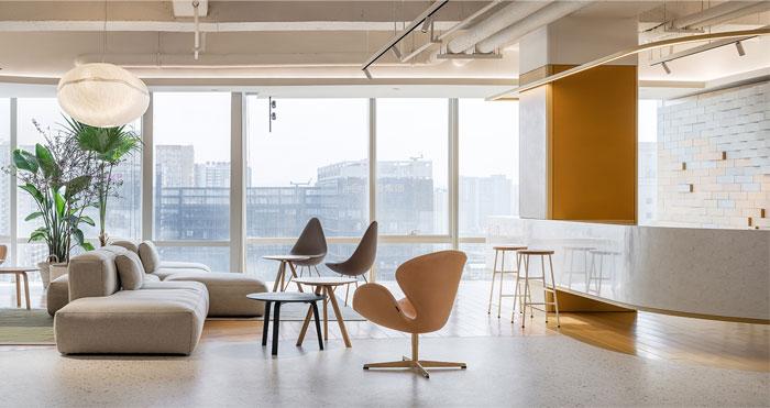 ecco xian office hong designworks 5