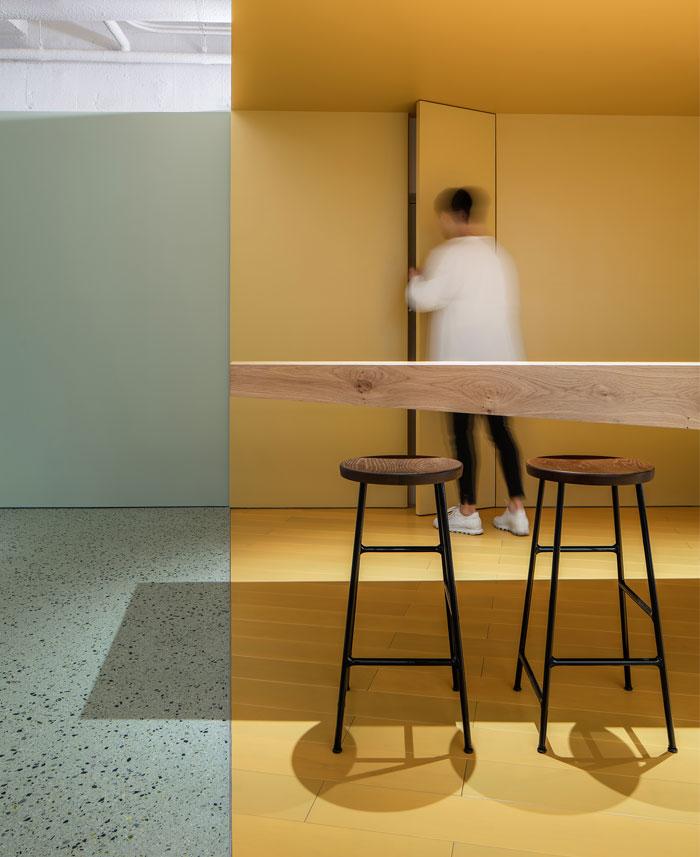 ecco xian office hong designworks 7