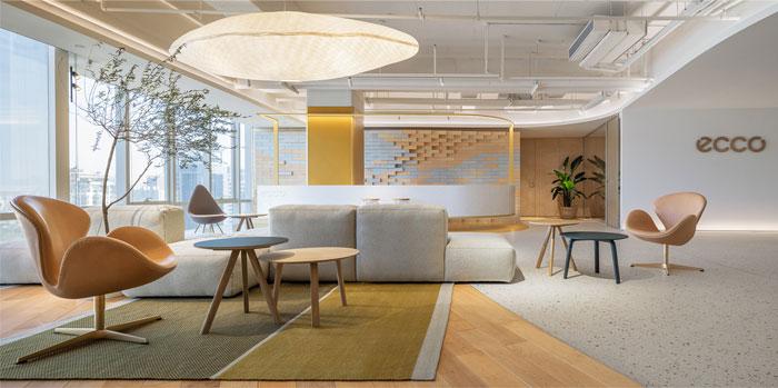 ecco xian office hong designworks 9