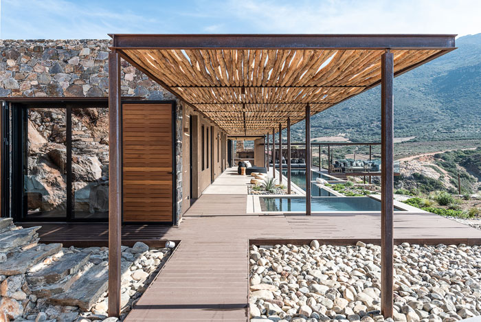 residence in livadia paly architects 1