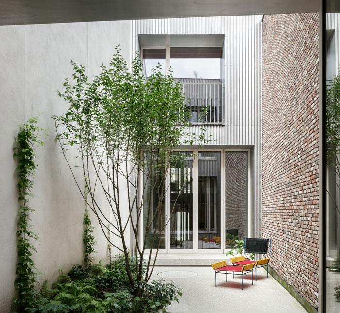 bagattenstraat house nu architectuuratelier 14