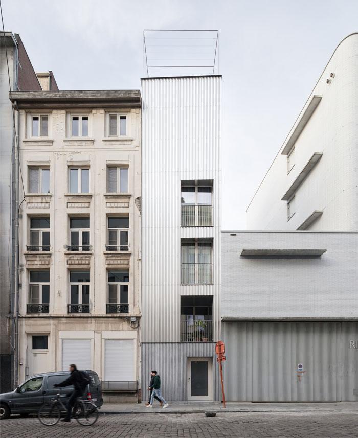 bagattenstraat house nu architectuuratelier 15