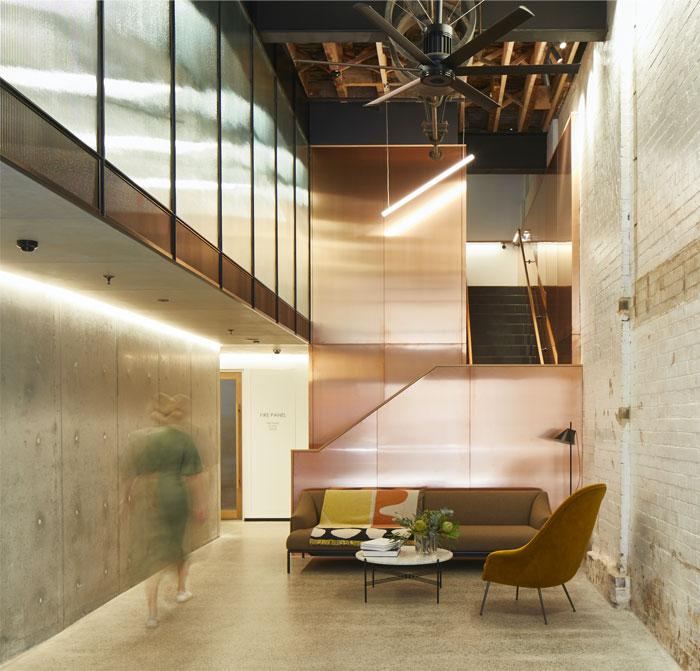 haymarket boutique office make architects 1