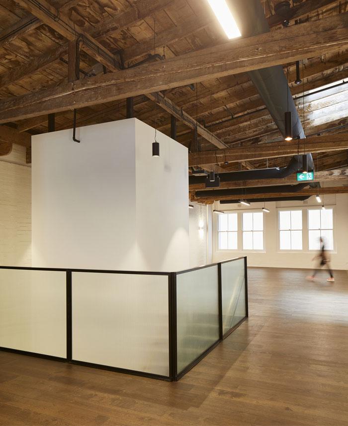 haymarket boutique office make architects 8