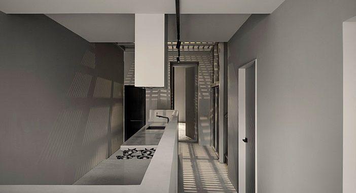 Montreal House by Studio Jean Verville Architectes