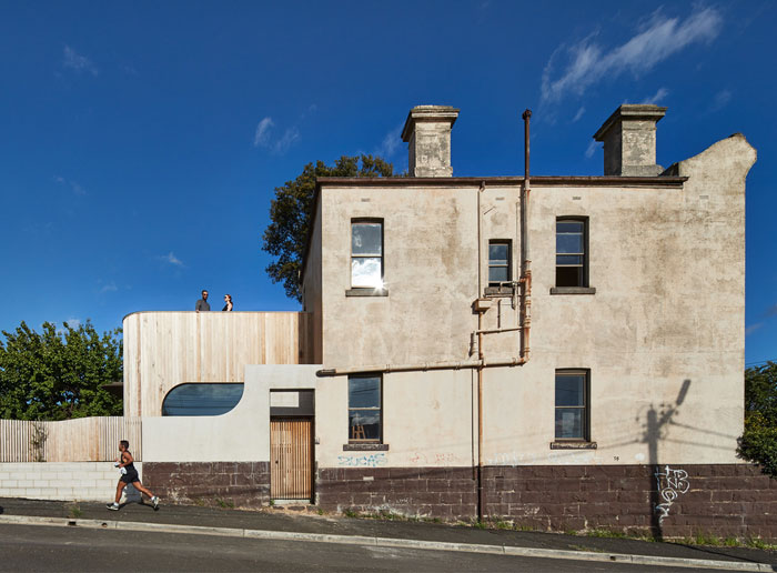 bustle house fmd architects 1