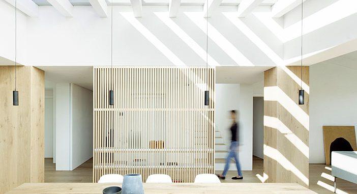 Interior RA by Didonè Comacchio Architects