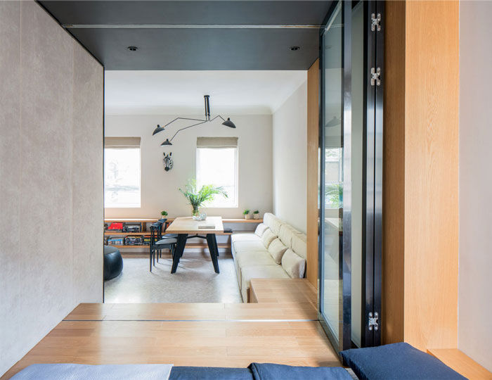 folding apartment 1