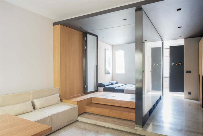folding apartment 8