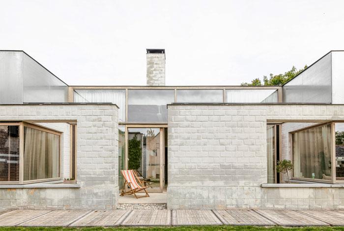 house c vl graux and baeyens architecten 1