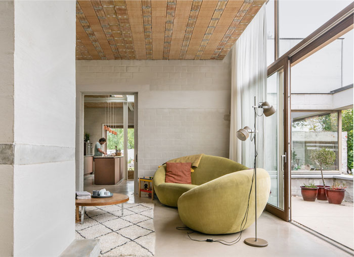 house c vl graux and baeyens architecten 11