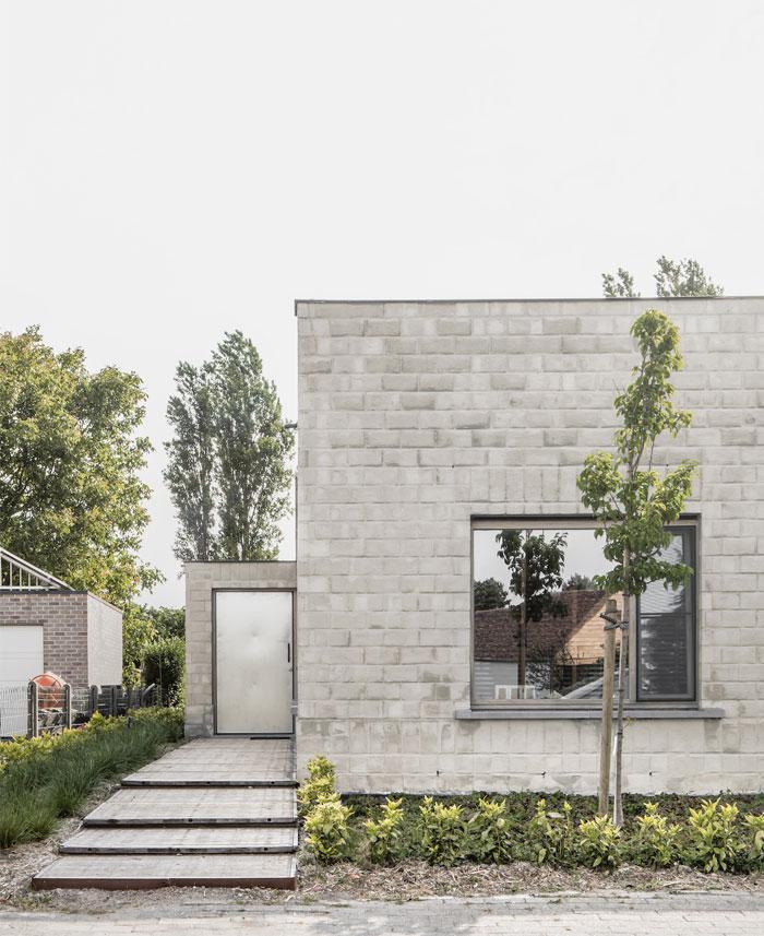 house c vl graux and baeyens architecten 12